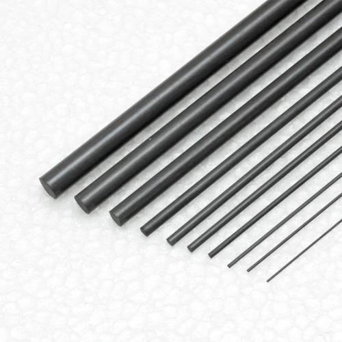 Пруток карбоновый ∅5×1000 мм