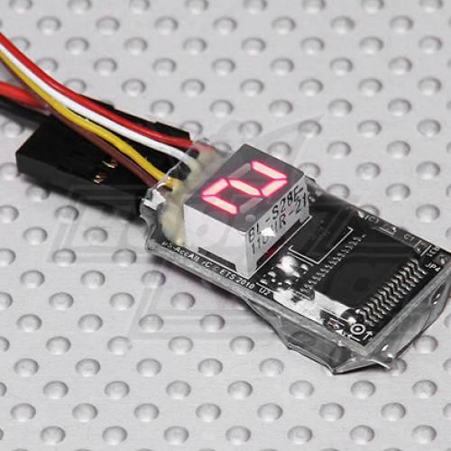 Eagle Tree High G Gforce Micro Sensor