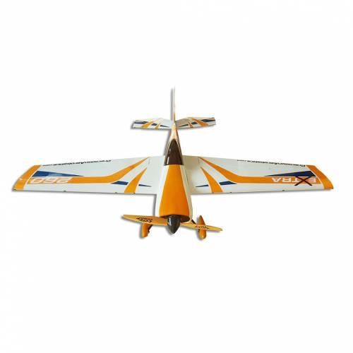 Precision Aerobatics Extra 260 1219mm Yellow