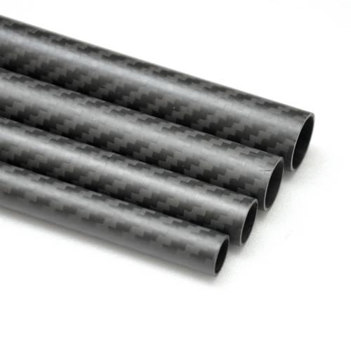Трубка карбонова 3K Twill ∅22×∅20×1000 мм