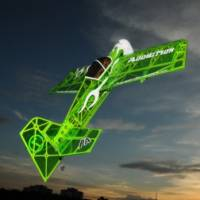 Precision Aerobatics Addiction 1000mm Green