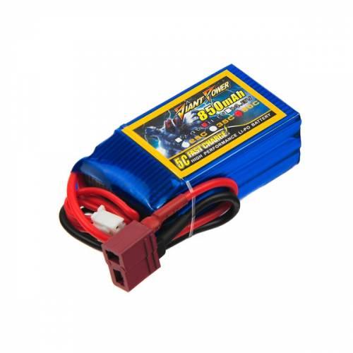 Gaint Power 850mah 3S 50C