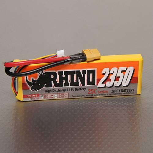 Rhino 2350mah 3S 25C